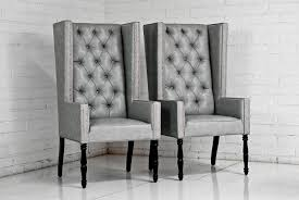 Gray Leather Dining Chairs Gray Leather Dining Chairs Grey Leather Dining Room Chairs Dining