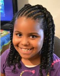 african american kids braided in mohawk african braids hairstyles for kids