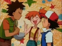 misty brock ash pokemon screenshot the mom friends