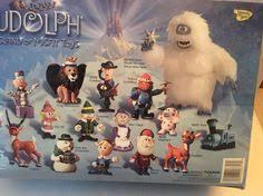 chief elf rudolph island misfit toys ornament enesco rare cvs
