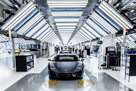 mclaren factory lamborghini factory is ready to welcome the urus suv
