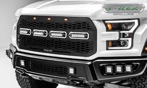 2017 f150 light bar t rex ford f 150 raptor revolver series w o forward facing