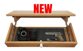 Nightstand With Hidden Compartment Custom Concealment U0026 Secret Storage Furniture Qline Design