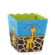 giraffe baby shower decorations giraffe boy baby shower decorations theme babyshowerstuff
