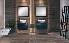 Download Modern Bathroom Tile Gray Gencongresscom - Designer bathroom tile