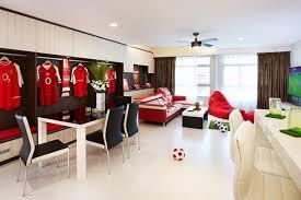 Singapore Home Interior Design 12 Singapore Homes With Awe Inspiring Hobby Rooms