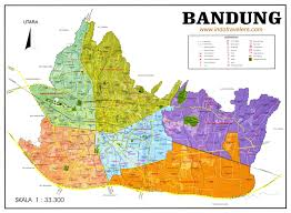 Map Of Jakarta Large Bandung Maps For Free Download And Print High Resolution