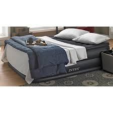 Air Bed With Frame Fingerhut Intex Raised Airbed