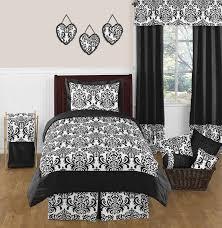 Twin White Comforter Set Sweet Jojo Designs Isabella 4 Piece Twin Comforter Set U0026 Reviews