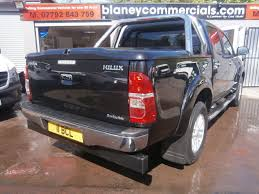 toyota pickup 4x4 hilux invincible 3 0 d 4d 4x4 double cab pick up 4wd 170ps