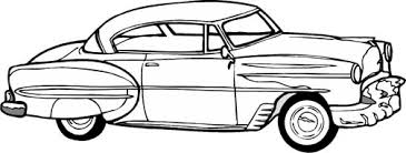 classic car coloring pages printable printable coloring pages