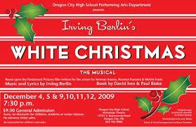 white christmas high
