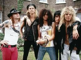 Guns And Roses - guns n roses of the finger