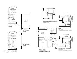 compton floor plan in carmel in fischer homes