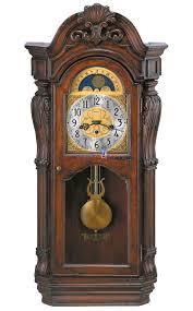 Linden Mantel Clock Bulova Canterbury Wall Clock Grandfather Clocks Howard Miller