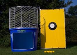 dunk booth rental dunk tank rental il naperville wheaton bolingbrook