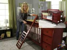 Olivia Convertible Crib by All In One Crib And Changing Table Box U2014 Thebangups Table All In