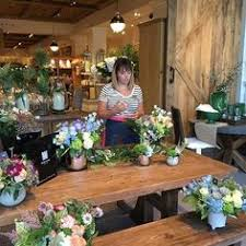 Pottery Barn Locations Ma A Floral Demonstration In Process At Winston Flowers U0027 Chestnut