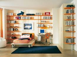 Teenage Boys Room Designs We Love - Bedroom shelf designs