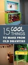 Upcycled Drawer Pet Bed Diy by 25 Unique Old Drawers Ideas On Pinterest Diy Projects Dresser