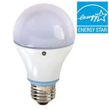ge led light bulbs ge reveal 60w equivalent reveal a19 dimmable led light bulb