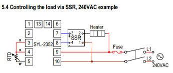 pid temperature controller wiring diagram wiring diagram simonand