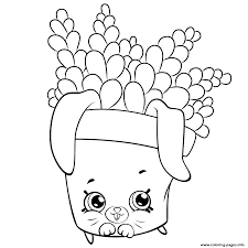 shopkins coloring pages free printable