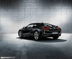 Bmw I8 Black - bmw i8 protonic frozen black edition and frozen yellow editions coming