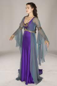 Carol Burnett Scarlett O Hara Costume by Lady Morgana 1 ª Temporada Merlin On Bbc Foto Costumes And