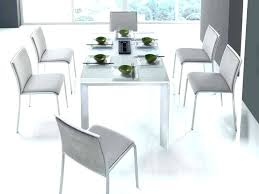white modern dining table set white modern dining set 7 piece dining set white modern dining room