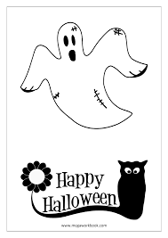free coloring sheets halloween megaworkbook