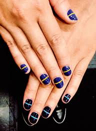 nails glamour beautify themselves with sweet nails