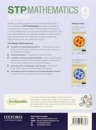 stp mathematics 9 student book stp mathematics 3rd edition