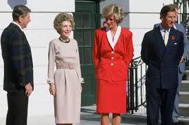Prince Charles Princess Diana Prince Charles Turned To Friend Nancy Regan During Demise Of His