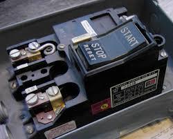 wiring 240 volt magnetic starter for compressor miller welding