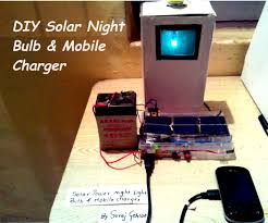 diy solar bottle bulb and mobile charger 11 steps with pictures