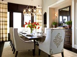 furniture outstanding hamptons inspired luxury dining room