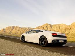 gallardo lp 560 4 arrives in delhi in exclusive motors