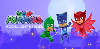 pj masks moonlight heroes amazon uk appstore android