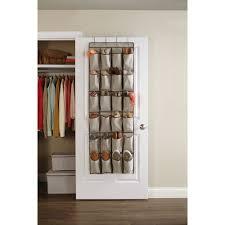 Over The Door Cabinet Organizer by Interdesign York Lyra Over The Door Organizer Hooks For Coats