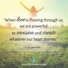 quote quote love quote when love is flowing through us we are powerful to