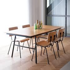 School Dining Room Furniture School Table Dining Table Gus Modern Design Pinterest