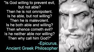 epicurus and the prayers of men how materialism the