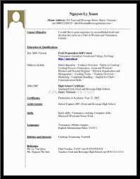 Resume Template With No Work Experience Examples Of Resumes 93 Outstanding Sample Resume Templates