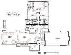tri level floor plans plan 3694dk stylish split level home plan laundry powder open