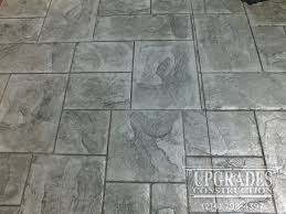 Flagstone Stamped Concrete Pictures by Concrete And Flagstone Upgrades Construction