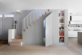 under stairs ideas clever ideas for understairs storage