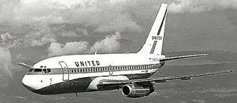 united airlines hubs history of united airlines