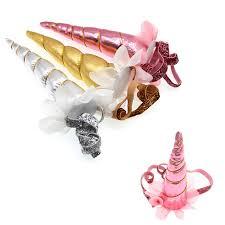 Horse Birthday Decorations Aliexpress Com Buy Joy Enlife Headband Cute Horse Pony Unicon