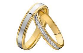 alliance en or bague de mariage or blanc et jaune meilleure source d